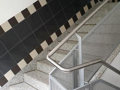 schody klatka schodowa